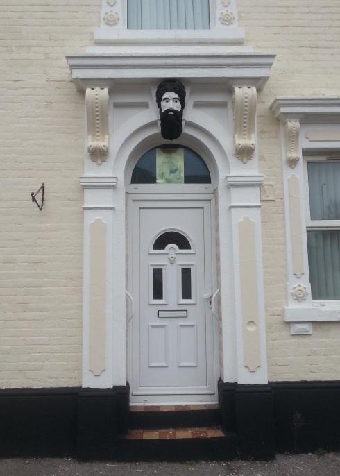 Sikh Doorway Southampton